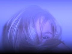 I spy... (my_midwife_was_irish) Tags: tag3 portraits hair tag2 tag1