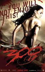 Nuevos pósters de '300′