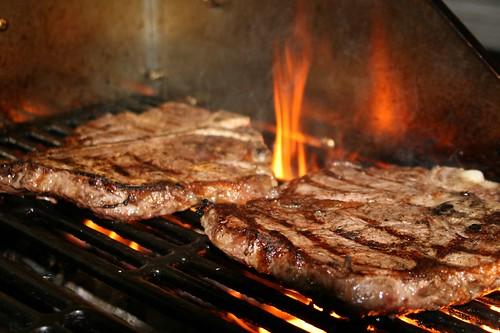 January Steaks