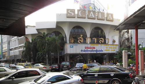 The Scala theater in Bangkok, Thailand
