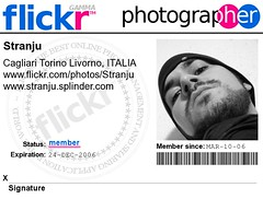 My badge (Stranju) Tags: flickrbadge canonpowershots3is stranju withcanonican
