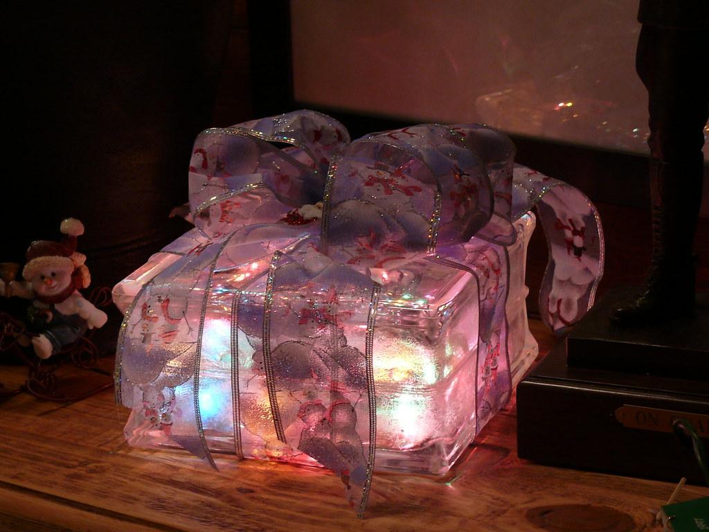Festive Light Box