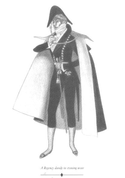Dandy de la Regencia