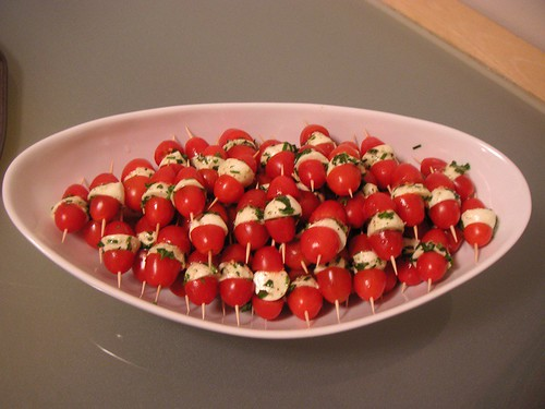 bocconcini and toy box skewers recipes dishmaps bocconcini and toy box ...