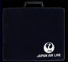 JAL suitcase
