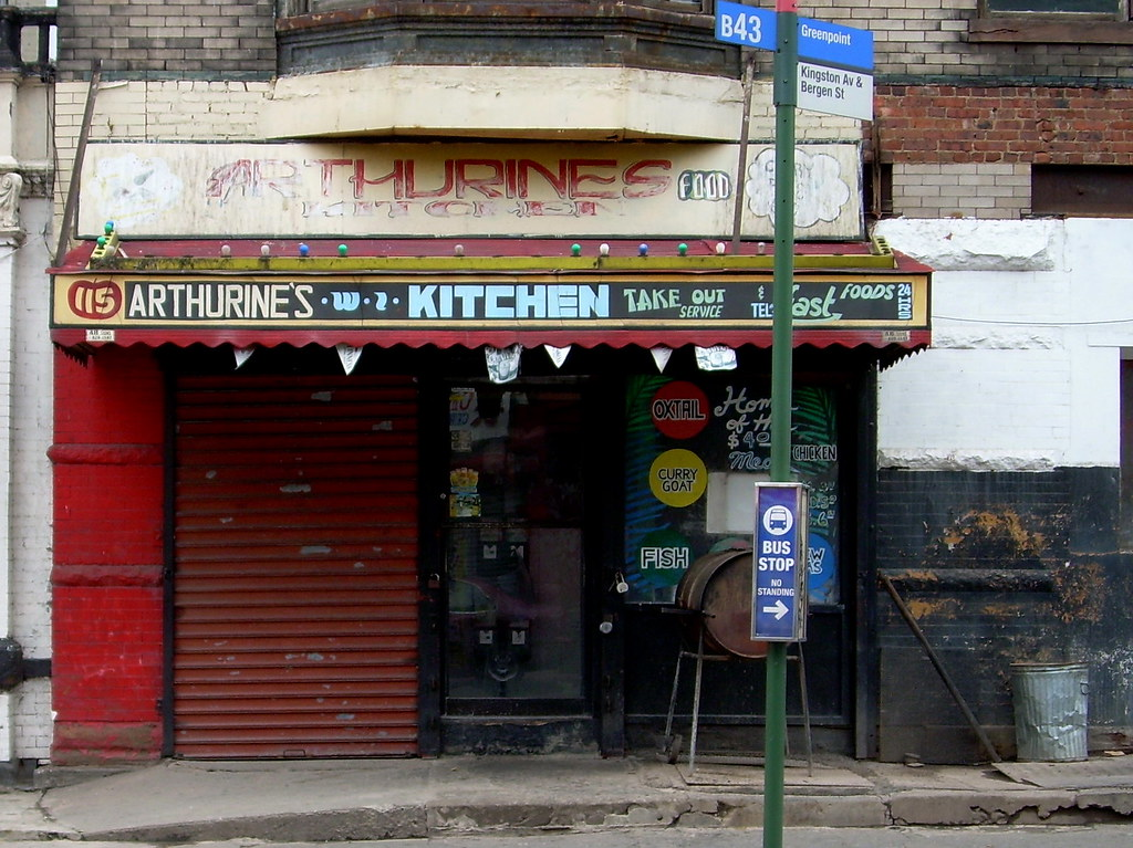 arthurine's, crown heights