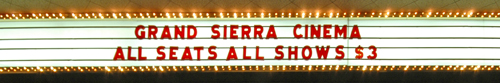 Grand Sierra Cinema