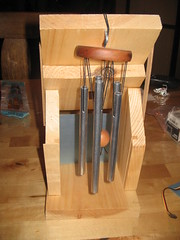 gps chimes: original set up