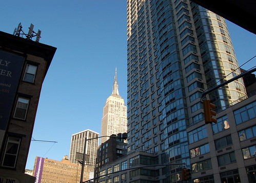 January 17, 2007 - Old New York vs New New York