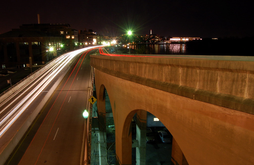 Whitehurst Freeway, Georgetown, Washington, DC