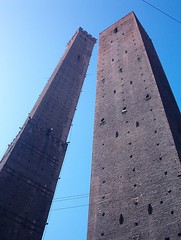 Two Bolognese Towers