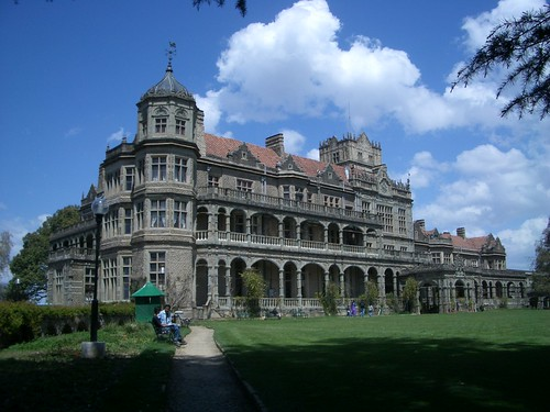 Viceregal Lodge in Simla