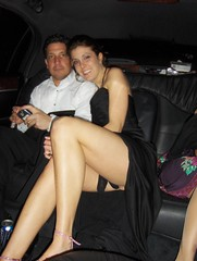 In The Limo (Joe Shlabotnik) Tags: losangeles limo limousine 2007 goldenglobes faved january2007