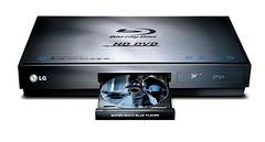 LG BH100 Hybrid Bluray-HD DVD
