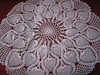 A Doily from my Aunt Beth