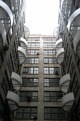 NYC - West Village: Westbeth by wallyg, on Flickr