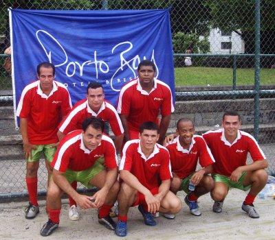 Porto Bay Rio Internacional - mais um time
