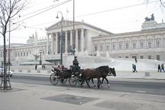 Das österreichische Parlamentgebäude