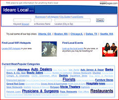 Idearc Local Search