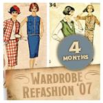 wardrobe refashion