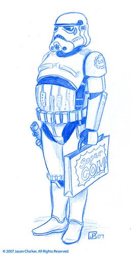 Fat Trooper