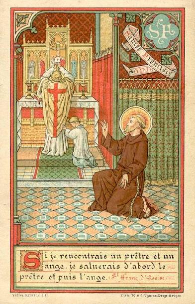 Sanctum Sacrificium Missæ