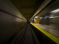 Don Mills Station - by David Sherret