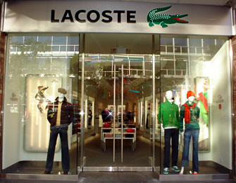 New Products For August - Lacoste Sunglasses