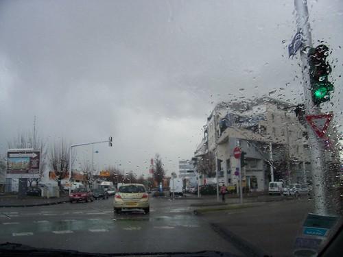 Rain in Alsace