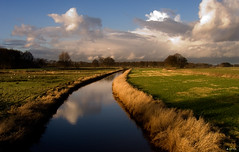 A cloudy Februari day (Gert van Duinen) Tags: winter holland nature landscape bravo scenery europe cloudy digitalart scenic fields groningen tension landschaft landschap naturesfinest magicdonkey dutchartist flickrsbest top20nl landschaftsaufnahme gertvanduinen explore6on20070210