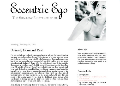 Eccentric Ego Screenshot