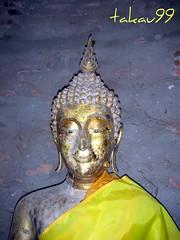 Wat Yai Chaimongkon Temple, Thailand