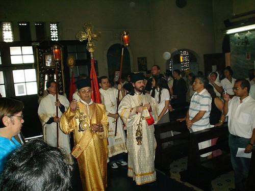 Felipe's Deaconal Ordination - 4 por Philippe Gebara.