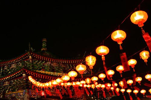 newyear lanterns