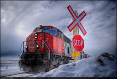 Winter rail safety