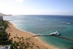 the view (gardnerjr) Tags: hawaii waikiki hiltonhawaiianvillage rainbowtower