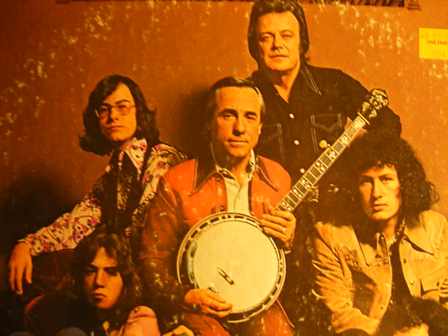 The man with the golden banjo