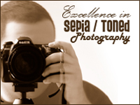 Sepia & Toned Photo Award WINNER