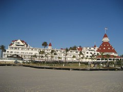 The world famous Hotel del Coronado. (02/03/07)