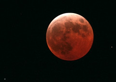 The 2007 lunar eclipse (c-a-vu) Tags: moon stars mond eclipse lunar eclips mrk eclisse eklips zamienie clipse finsternis kuun 1000v40f  anawesomeshot myrkvi
