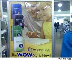 Windows Vista WOW - iBook?