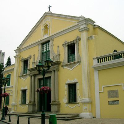 聖奧斯定教堂