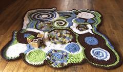 Craftivity baby blanket