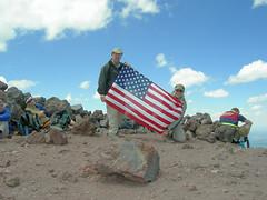 Humphrey's Summit - highest point in Arizona -...