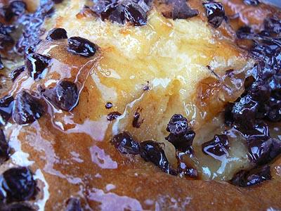 cake poire:chocolat