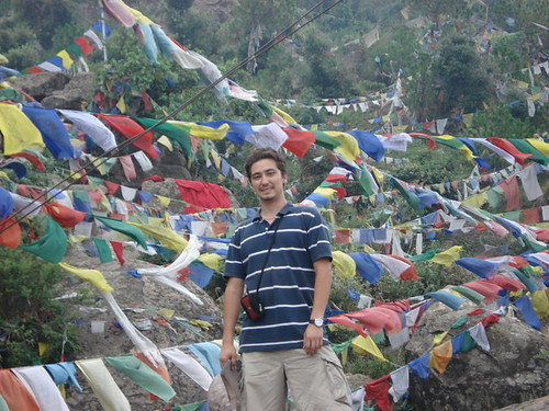 Prayer Flags in India