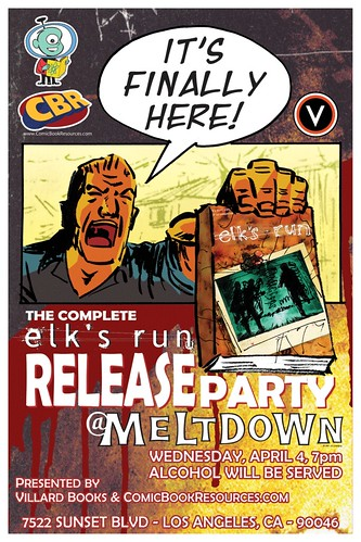 Meltdown Release Party!