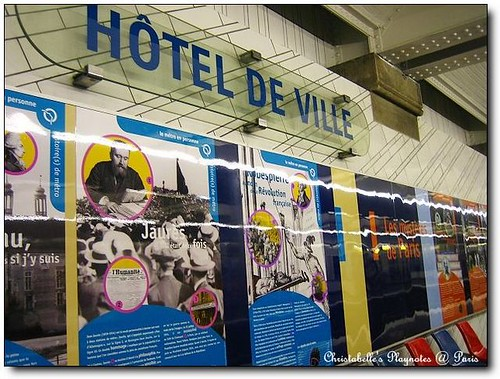 Hotel de Ville站