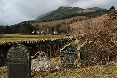 Invervar Graveyard