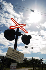 Day 117: Fairfield Road, Moseley (Chris Bloom) Tags: road sky clouds southafrica track crossing railway level fairfield mosely kwazulunatal pinetown 365streets